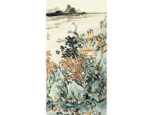 Xiebing Yi (1955 -) Landscape