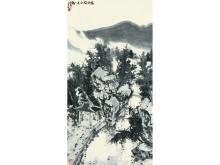 Zhang Gumin (1961 -) Kaiyuan Temple in Quanzhou corner