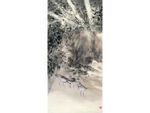 Zheng Yafeng (1974 -) bird