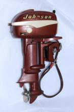 NEW OLD STOCK JOHNSON TOY SEA HORSE OUTBOARD MOTOR