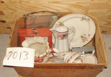 Lot 7013 Box Lot of Eclectic Items