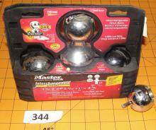 Interchangable Hitch Ball Kit by Master Lock