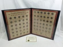 COMPLETE JEFFERSON NICKEL COLLECTION