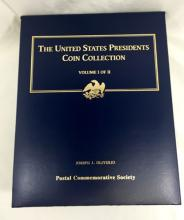 UNITED STATES PRESIDENT COIN COLLECTION