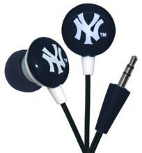 BRAND NEW NY YANKEES IHIP EAR BUDS HEADPHONES
