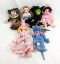 WIZARD OF OZ COLLECTIBLE WARNER BROS. DOLLS