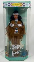 BARBIE COLLECTOR EDITION NATIVE AMERICAN DOLL