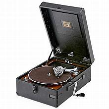 HMV Portable Gramophone
