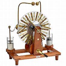 Wimshurst's Electrostatic Machine, c. 1920