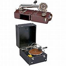 The Colibri Ultraportable Gramophone, c. 1930