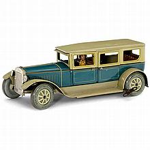 Large Limousine by Karl Bub, c. 1930