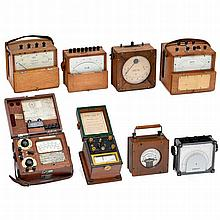 8 Electrotechnical Measuring Instruments