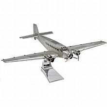 Junkers Ju52/3m Model Aeroplane