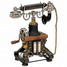 Beautiful Original Skeleton Telephone by