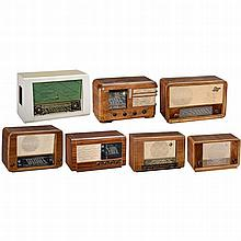 7 Valve Radios