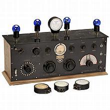 French Berrens Mod. AB4 Radio Receiver, c. 1925