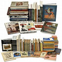 Large Group of Collector's Radio Books
