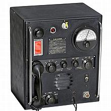 French Maritime Type EM 33 Transceiver, c. 1955