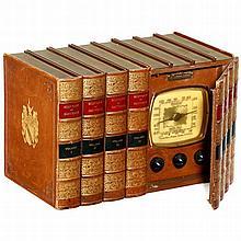 Library Radio Set, 1939