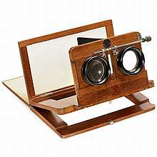 Ernemann Universal Stereoscope, c. 1900