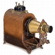 Pinakoskop Lantern by Ganz, c. 1870