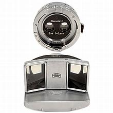 Zeiss Ikon Stereotar C 4/3,5 cm for Contax, 1941