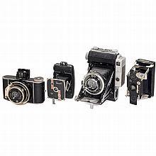 4 Rollfilm Cameras