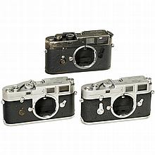 Leica M3 and M4, Restoration Objects