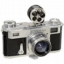 Contax II with Sonnar 2/5 cm, 1936