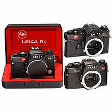 Leica R4, RE and R3 Electronic