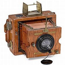 Ernemann Tropen-Klapp-Camera, 1922