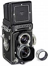 Rolleiflex T (Third Model), 1970