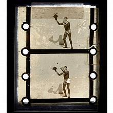 Original Film Stills by Skladanowsky, 1895