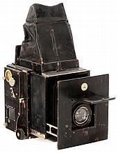 Mentor Reflex Camera, c. 1910