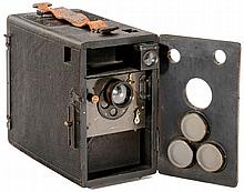 Graphic Hand Camera by London Stereoscopic, c. 1895
