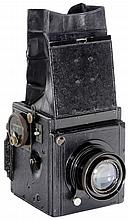 Meyer Super-Speed Miniature Reflex, c. 1926  Distributer