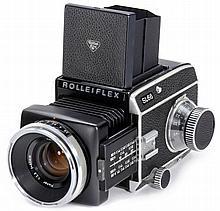 Rolleiflex SL66, 1966