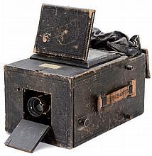 Amsterdam Reflex Magazine Camera, c. 1880