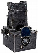 Ensign Focal Plane Film Reflex, c. 1929