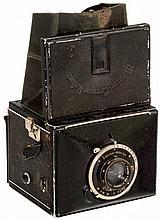 Rare Mentor-Compur-Reflex, Mod. 310, c. 1929