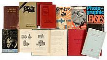 Literature: Optics and Lenses, English Books, 1901 onwards