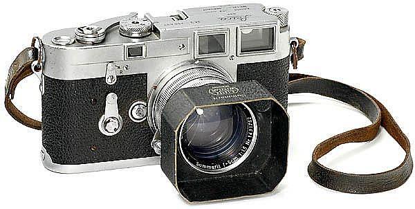 Leica M3 - Hans Saebens 1954