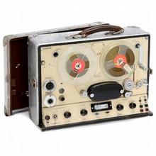 Maihak Reportofon MMK 6 Tape Recorder, c. 1957