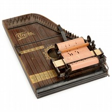 Triola Mechanical Zither, 1919 onwards