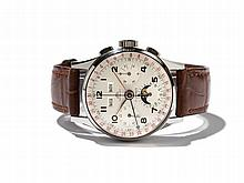 Capt&Co.; Men's Chronograph, Switzerland, Around 1950