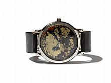 P. Brake Wristwatch, Presumably Germany, Around 1980