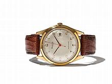 LeVrette Bidynator Wristwatch, Switzerland, Around 1960