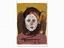 Mario Comensoli, (1922-1993), Portrait of a Woman, around 1950