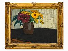 Eva Langkammer (1884-1980), Oil Painting, Still Life, c. 1920