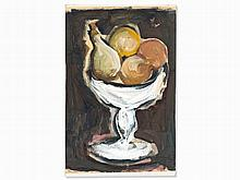 Mario Comensoli (1922-1993), Fruit Still Life, around 1950